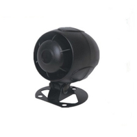 110dB 120dB 12v 24v Car Warning Alarm Siren for Car Security System