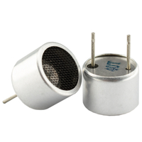16 * 10MM Aluminum Case Ultrasonic Transmitter Sensor for Acoustic Levitator
