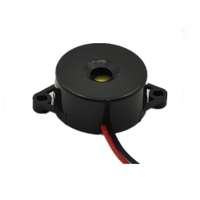 90dB 22mm piezo electric buzzer with two wires